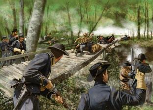Grierson's Raid 1863