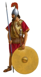 Babylonian Warrior