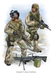 Navy SEAL and Army Ranger