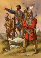 Belisarius with Guard