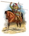 Roman Cavalry 6th Century