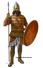 Assyrian Spearman