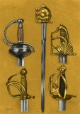 Broadswords of the American Revolution