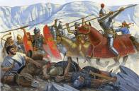 Romans vs Parthians