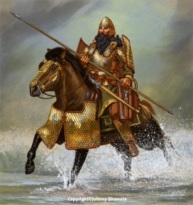 Scythian Warrior