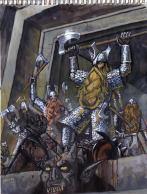 Dwarves vs Orcs